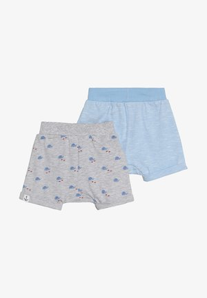 BABY 2 PACK - Shorts - blue