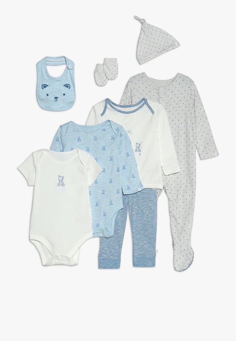mothercare - STARTER BABY SET - Mössa - blue