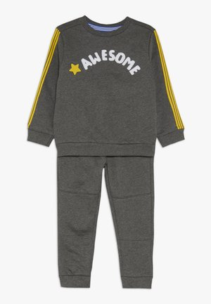 BABY AWESOME SET - Sweater - charcoal