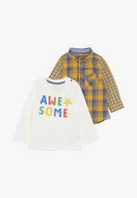 mothercare - BABY CHECK SET - Košile - multicoloured - 3