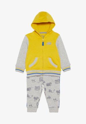BABY TRUCK RAGLAN JOGSET - Mikina na zip - brights multi