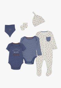 mothercare - BABY SET - Czapka - multicoloured - 0