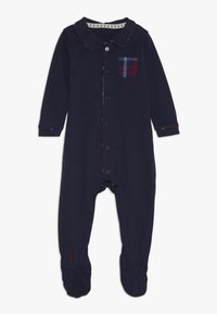 mothercare - BABY HANGING SLEEPSUITS 3 PACK - Pyjama - navy - 2