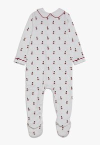 mothercare - BABY HANGING SLEEPSUITS 3 PACK - Pyjama - navy - 1