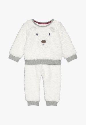 BABY SET - Sweat polaire - white