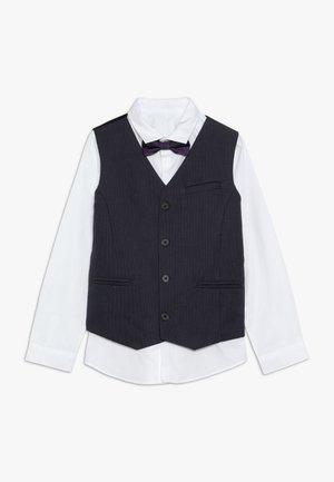 WAISTCOAT BOW TIE SET - Blazer jacket - multicolor