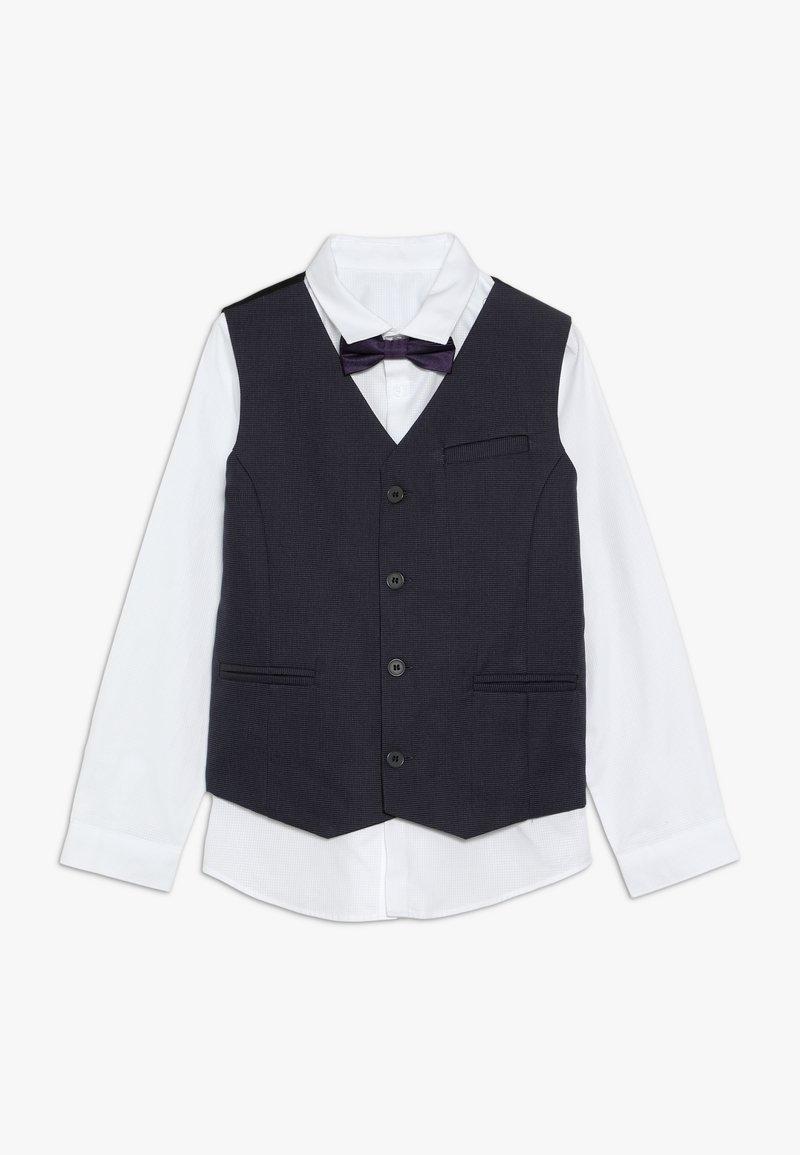 mothercare - WAISTCOAT BOW TIE SET - Blazer jacket - multicolor