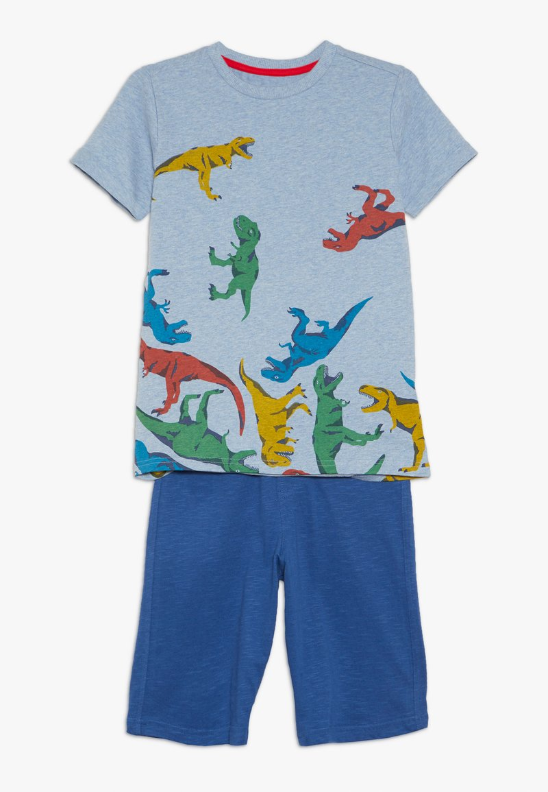 mothercare - TEE AND SHORT SET - Spodnie treningowe - multi