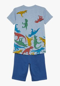 mothercare - TEE AND SHORT SET - Spodnie treningowe - multi - 1