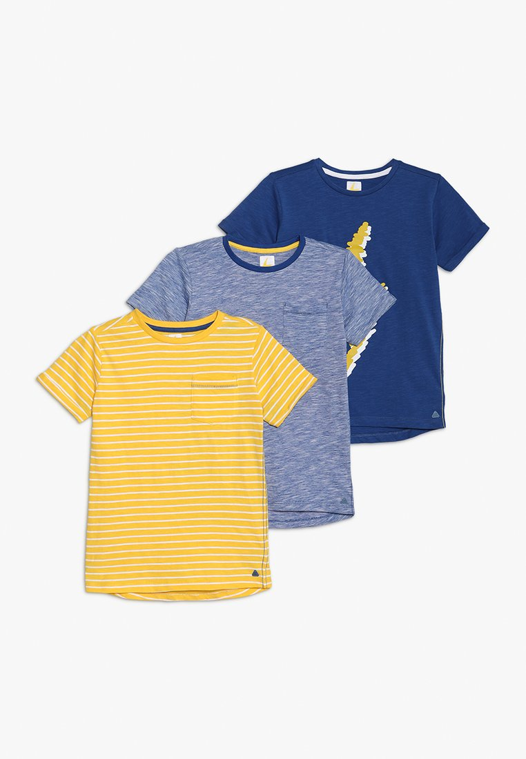 mothercare - TEES 3 PACK - Print T-shirt - multicolor