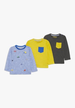BABY 3 PACK  - Long sleeved top - brights multi