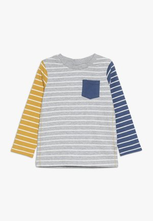 BABY STRIPE SUEDED TEE - Longsleeve - brights multi