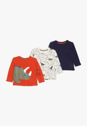 BABY TEE 3 PACK  - Long sleeved top - BRIGHTS MULTI