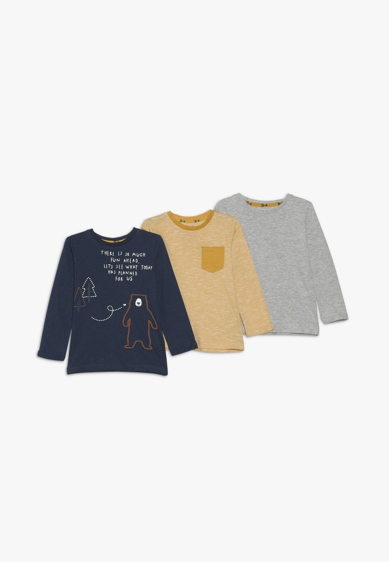 mothercare - BABY 3 PACK - Longsleeve - brights multi