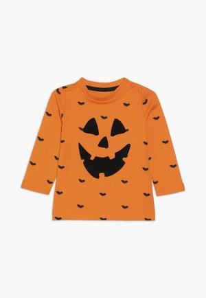 BABY HALLOWEEN PUMPKIN - Top sdlouhým rukávem - orange