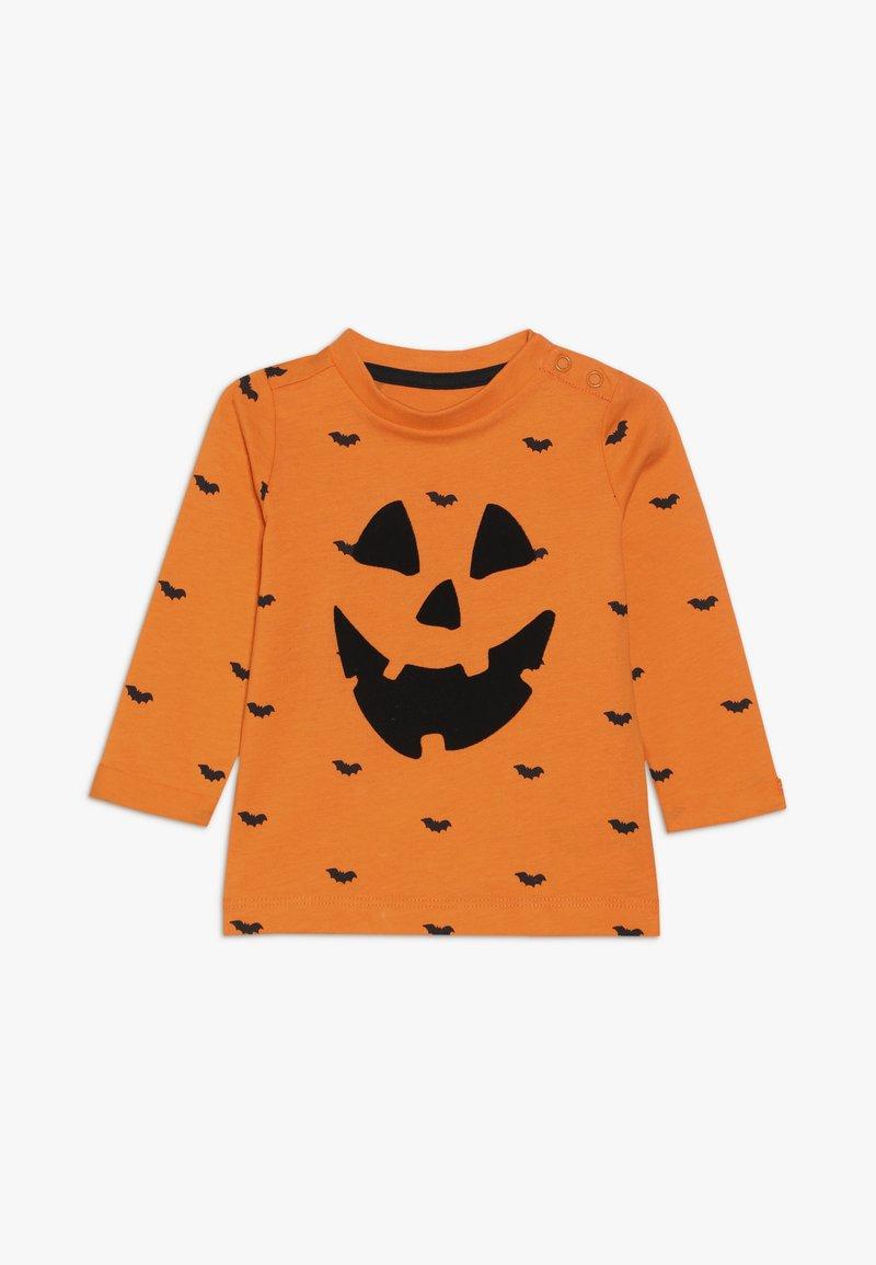 mothercare - BABY HALLOWEEN PUMPKIN - Top sdlouhým rukávem - orange