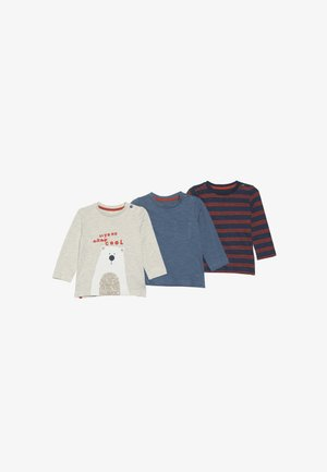 BABY 3 PACK - Long sleeved top - multicoloured