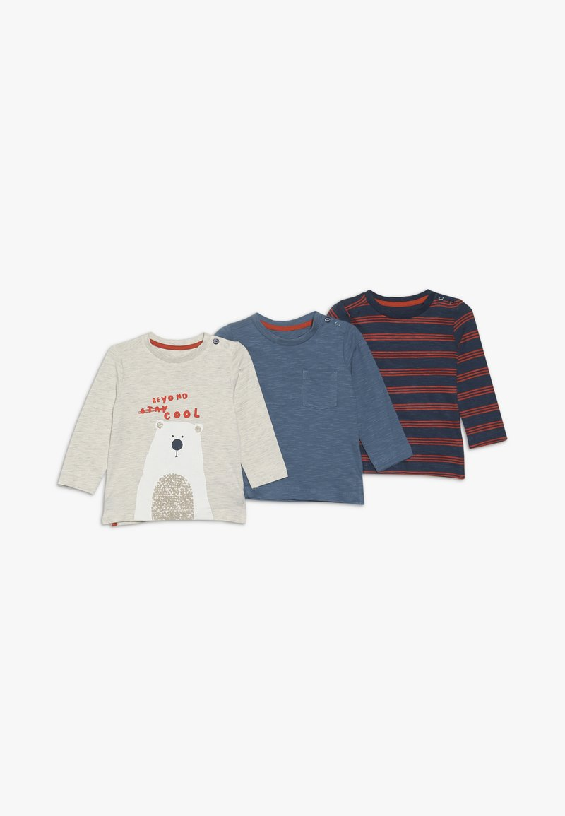 mothercare - BABY 3 PACK - Top s dlouhým rukávem - multicoloured