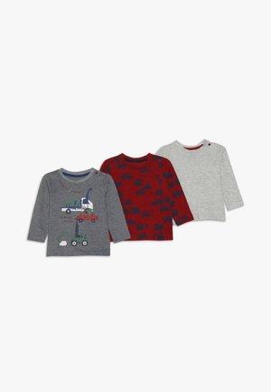 BABY 3 PACK - Top sdlouhým rukávem - dark multi