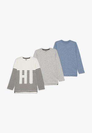 3 PACK - Long sleeved top - multi