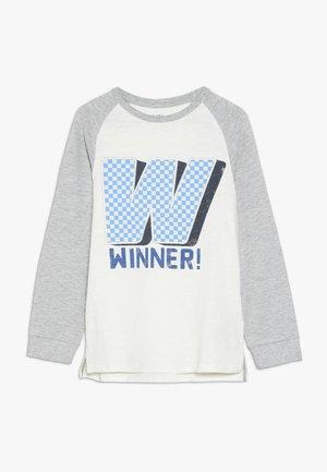 RAGLAN WINNER TEE - Long sleeved top - multicolor