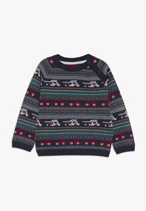BABY FAIRSLE JUMPER - Svetr - multicoloured