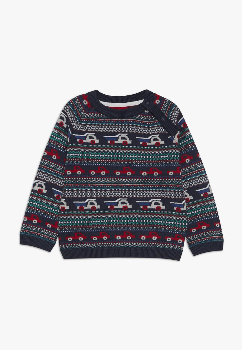 mothercare - BABY FAIRSLE JUMPER - Jumper - multicoloured