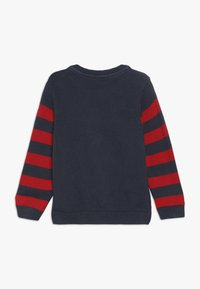 mothercare - BABY SANTA JUMPER - Neule - navy - 1