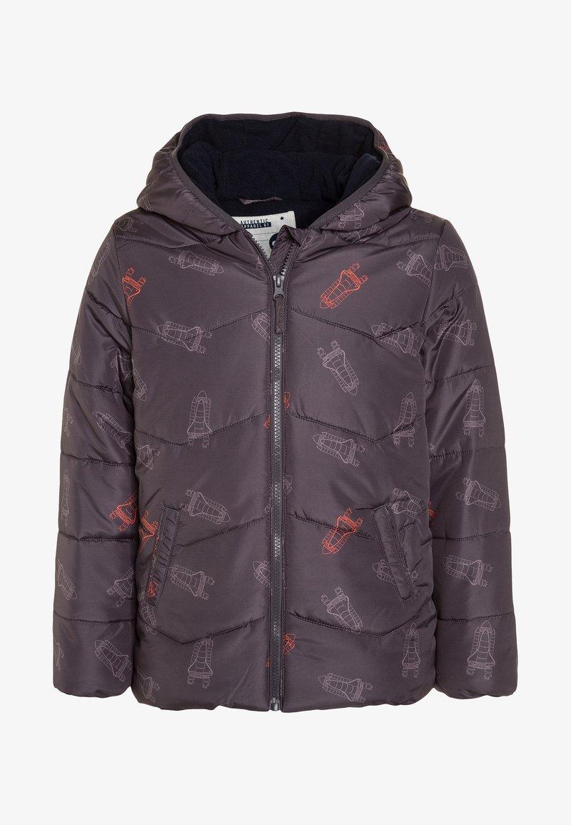 mothercare - ROCKET LINED JACKET - Winter jacket - grey