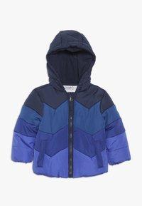 mothercare - BABY JACKET COLOURBLOCK - Zimní bunda - blue - 0