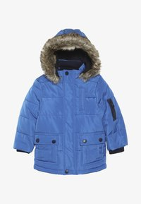 mothercare - BABY PADDED COAT - Winterjas - blue - 3