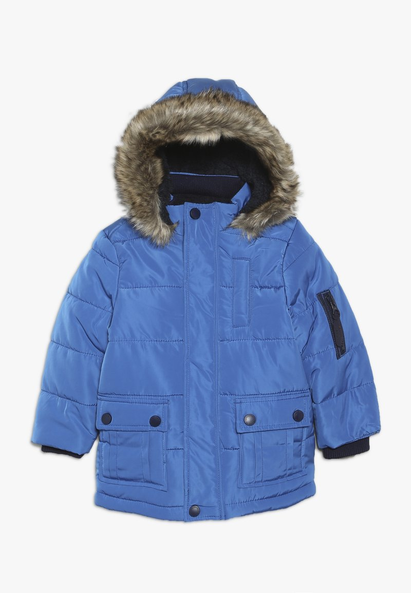 mothercare - BABY PADDED COAT - Winterjas - blue
