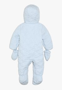 mothercare - BABY QUILTED SNOWSUIT - Mono para la nieve - blue - 1