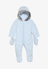 mothercare - BABY QUILTED SNOWSUIT - Mono para la nieve - blue - 2