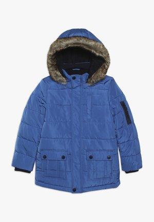 PADDED COAT BLUE - Kurtka zimowa - blue