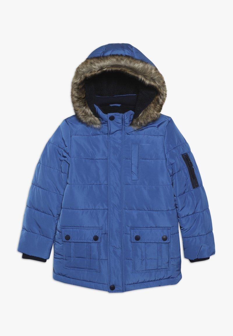 mothercare - PADDED COAT BLUE - Veste d'hiver - blue