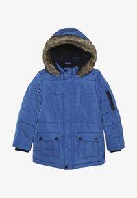 mothercare - PADDED COAT BLUE - Veste d'hiver - blue - 3