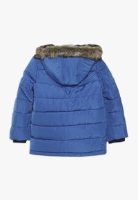 mothercare - PADDED COAT BLUE - Veste d'hiver - blue - 1