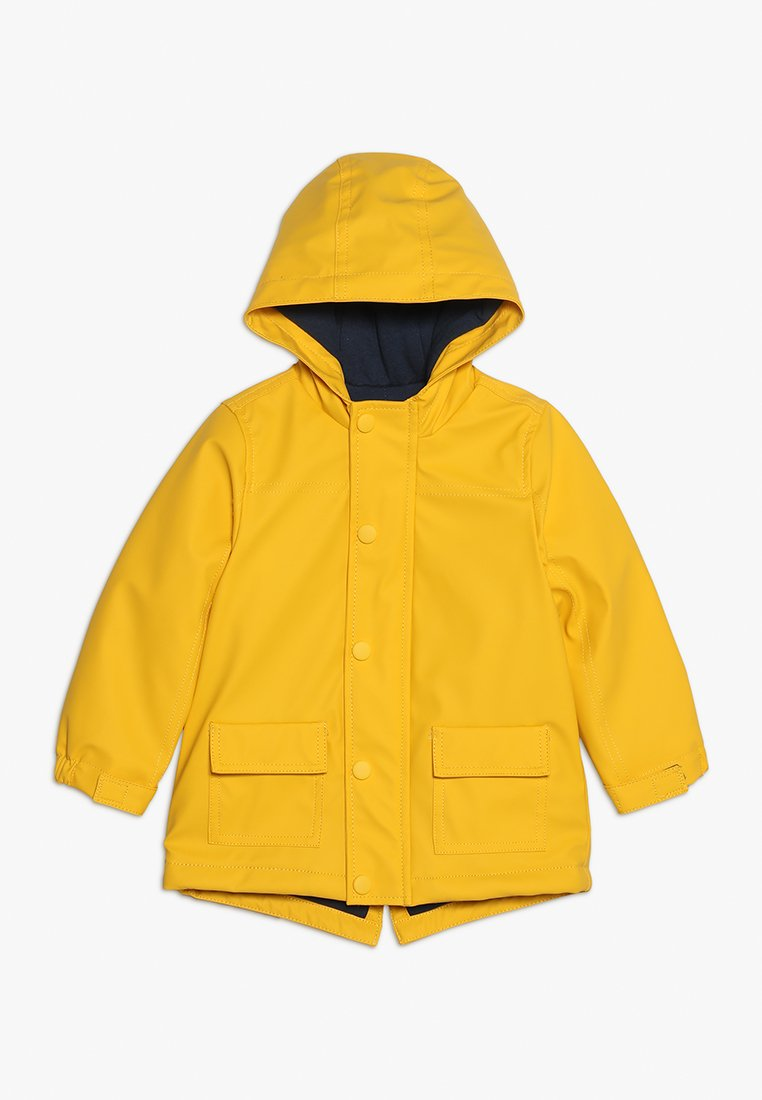 mothercare - COATED WADDED MINI BOYS - Regenjacke / wasserabweisende Jacke - yellow