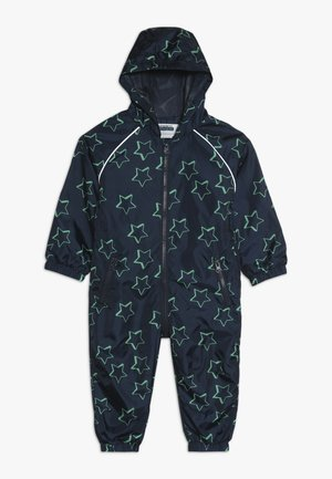 BABY STAR PUDDLESUIT - Mono - blue