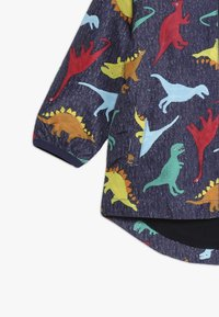 mothercare - BABY COLOURFUL DINO - Waterproof jacket - navy - 3