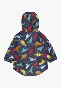 mothercare - BABY COLOURFUL DINO - Waterproof jacket - navy - 1