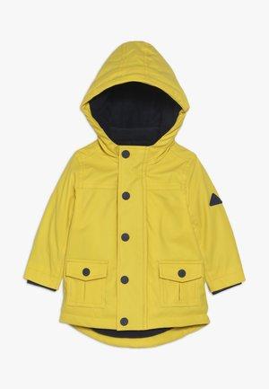 BABY PLAIN - Zimní kabát - yellow