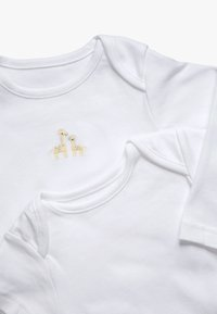 mothercare - STARTER BABY SET - T-shirt à manches longues - white - 12