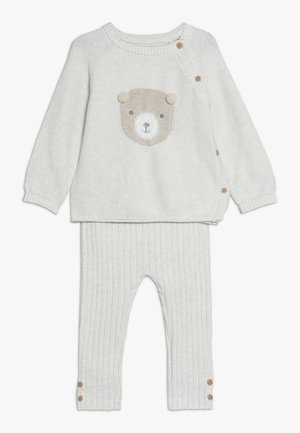 BABY BEAR SET - Trui - oatmeal