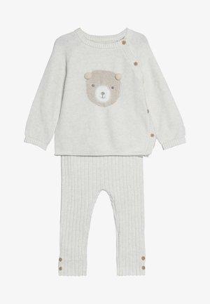 BABY BEAR SET - Svetr - oatmeal