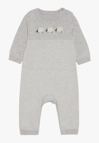 mothercare - BABY LAMB - Jumpsuit - grey - 0