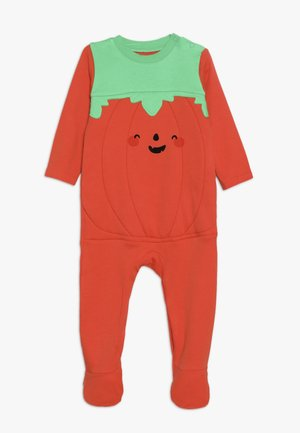 BABY PUMPKIN - Sleep suit - orange
