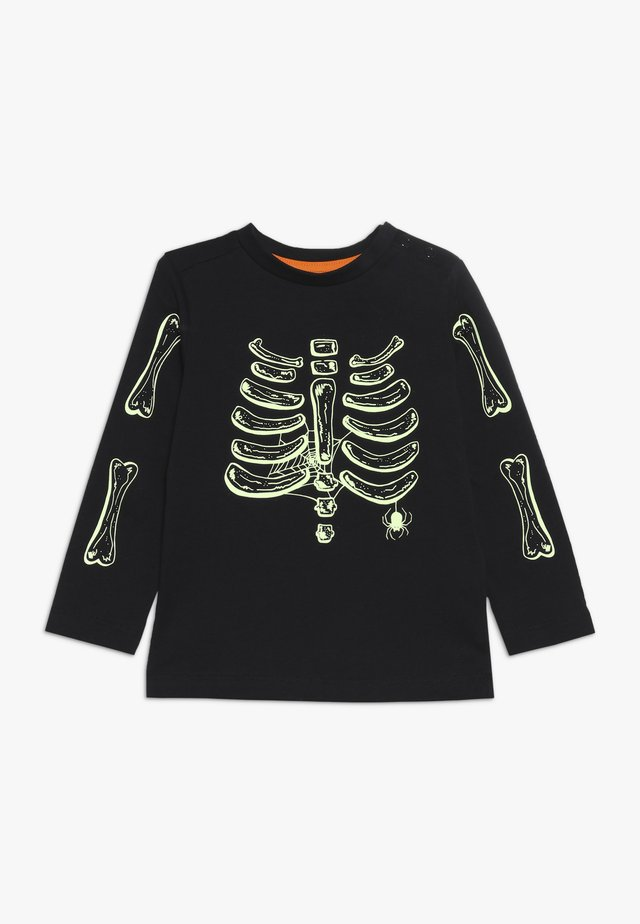 BABY HALLOWEEN SKELETON - Langarmshirt - black