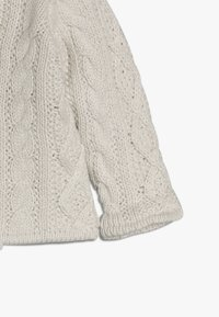 mothercare - BABY CARDI - Vest - oatmeal - 2
